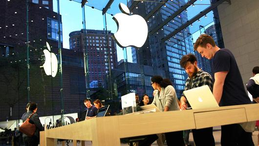 APPLE EARNINGS TO DETERMINE WHOLE MARKET'S FATE?