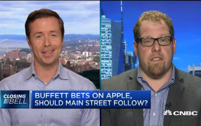 SHOULD MAIN ST. FOLLOW APPLE BET?